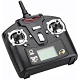 V911 --transmitter RTF V911 4CH 4 Channel 2.4GHz Single Blade RC Radio Control Helicopter with Gyro part