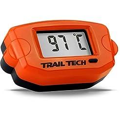 Trail Tech 743-ET3 Orange TTO Surface Di...