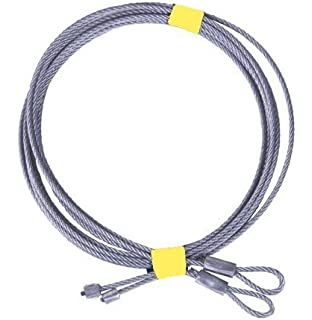 Amazon.com: Pair of 7\' Garage Door Cable For Torsion Springs: Home ...
