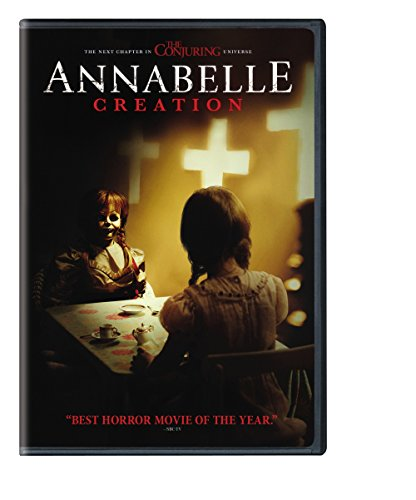 Home Entertainment Products Dvd (Annabelle Creation)
