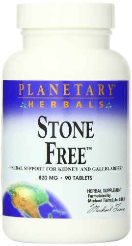 planetary-herbals-stone-free-820mg-herbal-support-for-kidney-and-gallbladder-90-tablets