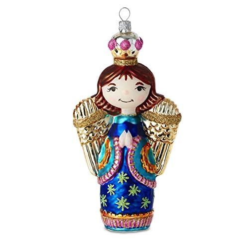 HMK Heritage Collection Ornament - Festive Angel