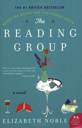 The Reading Group: A Novel cover