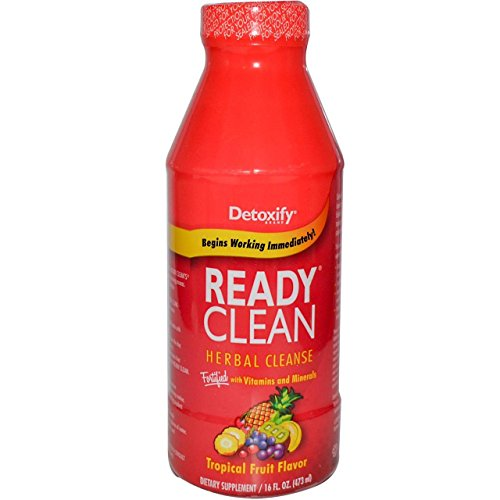 Detoxify Ready Clean Herbal - 4