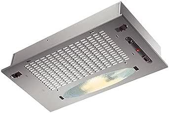 Campana de aspiración para cocina, 60 Metal tecnowind CP k102003, tamaño cm.52,7, de integrado con motor 193 M/H: Amazon.es: Grandes electrodomésticos