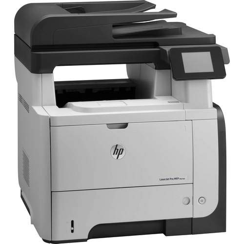 Hewlett-Packard - Hp Laserjet Pro M521dn Laser Multifunction Printer - Monochrome - Plain Paper Print - Desktop - Copier/Fax/Printer/Scanner - 42 Ppm Mono Print - 1200 X 1200 Dpi Print - 40 Cpm Mono Copy - Touchscreen Lcd - 1200 Dpi Optical Scan - Automatic Duplex Print - 600 Sheets Input - Gigabit Ethernet - Usb