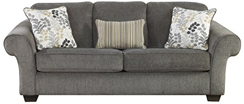 Ashley Furniture Signature Design - Makonnen Sleeper Sofa - Classic Style -...