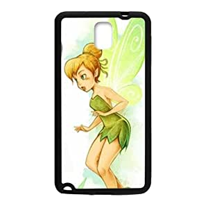 Happy Green butterfly girl Cell Phone Case for Samsung Galaxy Note3