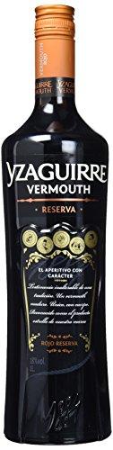 Yzaguirre – Vermouth Rojo Reserva – Botella 1 L