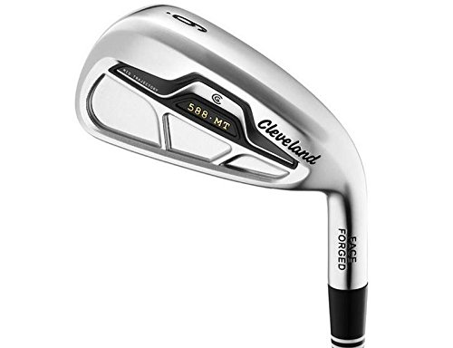 Cleveland 588 MT Single Iron 6 Iron Cleveland Traction 85 Steel Steel Regular Right Handed 38 in by Cleveland Golf