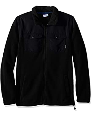 Columbia Men's Terpin Point Ii Overlay Fleece