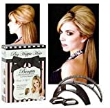 Big Happie Hair Bumpits Hair Volumizing Inserts (Set of 5) -Light Blonde