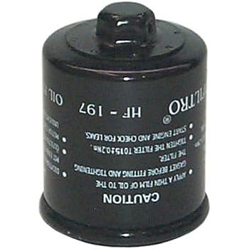 Amazon com: Hiflofiltro HF183 Premium Oil Filter: Automotive