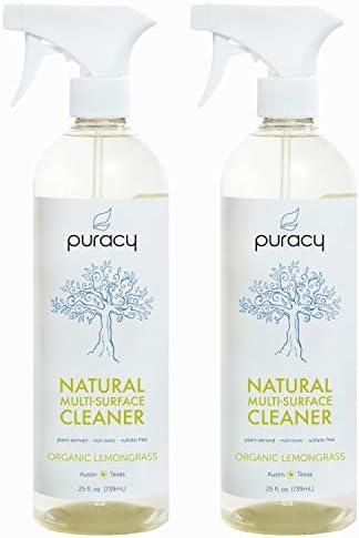 Puracy Streak Free Household Multi Surface Lemongrass product image