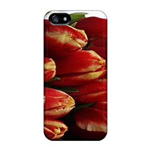BtTsyAx1213CPahQ , Fashionable For Case Iphone 6 4.7inch Cover - Tulip Flowers 11