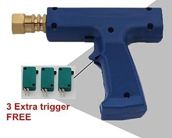TURBO PRO Panel Spot Pistola de Soldadura para Coche Accesorio de Máquina de Reparación de abolladuras