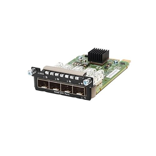 Amazon com: HPE Aruba 3810M 4SFP+ Module: Computers