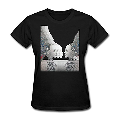 Price comparison product image Ramalhorich Womens Reflection T Shirt Black