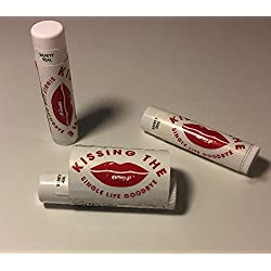 Set of 10 Bachelorette Party Lip Balm/Chap Sticks. Work Excellent as Bachelorette Party Favors or For Use as Supplies for Weddings or Bridal Showers
