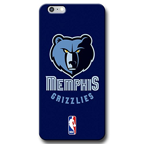 Capinha de Celular NBA - Iphone 6 Plus 6S Plus - Memphis Grizzlies - NBAA17