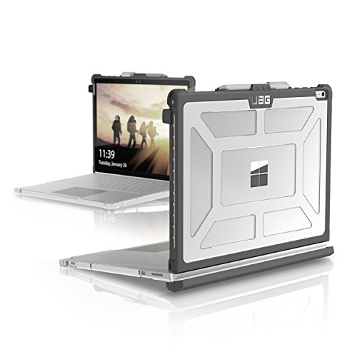 UAG Surface Book with Performance Base Feather-Light Rugged [ICE] Military Drop Tested Laptop Case