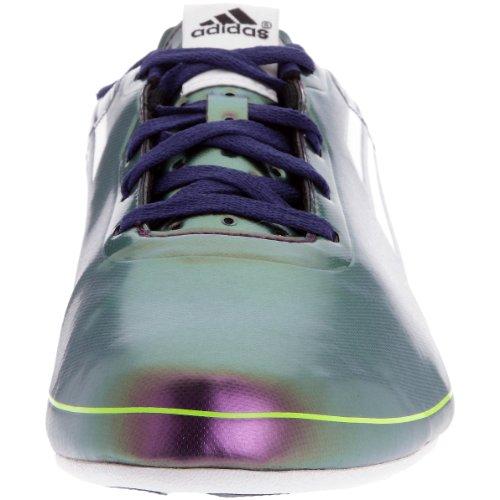 Adidas F50 GT G13874 Schuhe Fussballschuhe NEU Indoor Violett - Violet/Blanc/Jaune