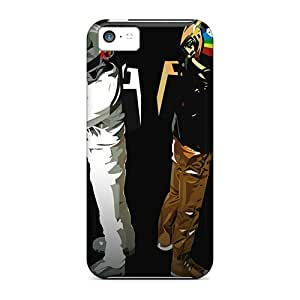 Top Quality Protection Daft Punk Cases Covers For Iphone 5c