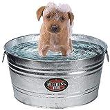 Behrens 2, 15-Gallon Round Steel Tub