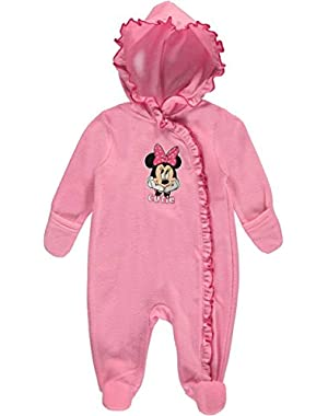 Minnie Mouse Baby Girls'