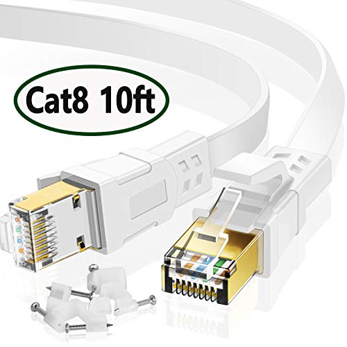 Cable Red Cat8 40GBPS 2000MHZ 1x3mt MATEIN -82MYG5W7
