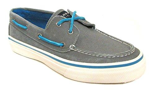 Sperry Top-sider Heren Bahama Tweekleppige Bootschoen Grijs / Blauw