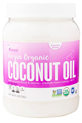 BetterBody Foods Organic Virgin Coconut