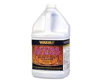 Amazon Com Waxie Ultra Clean Wood Floor Cleaner 1 Gallon