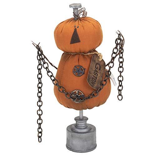 (Honey and Me Gaston Pumpkin Fall Medley 9 x 4 Cotton Blend Metal Harvest)
