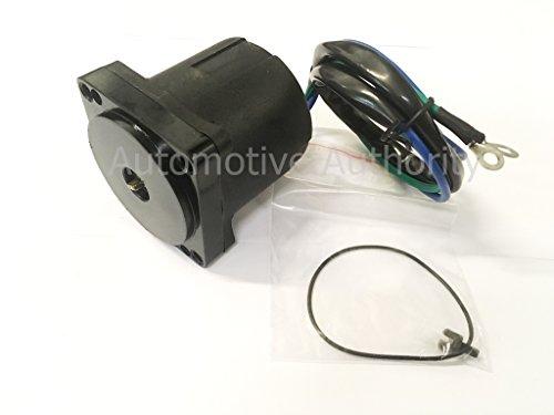 Review Of Automotive Authority Yamaha Trim Tilt Motor Outboard Replaces 64E-43880-00-00 64E-43880-01...
