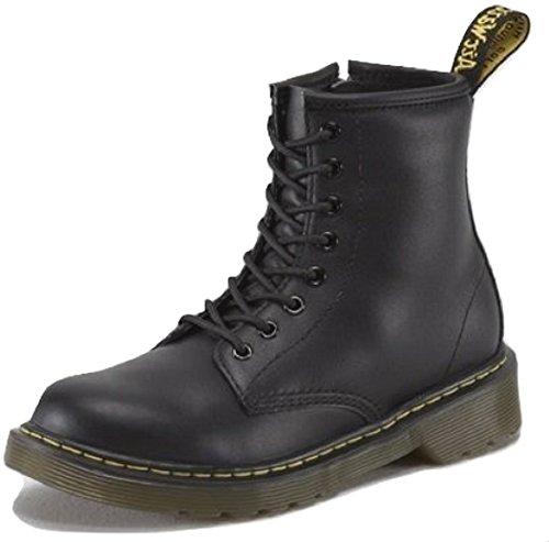 Dr. Martens 1461 Smooth 10078102-2 - Zapatos de cordones de cuero para hombre negro - negro