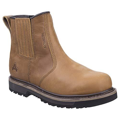 (Amblers Mens Kennoway Dealer Boot (7 US) (Tan) )