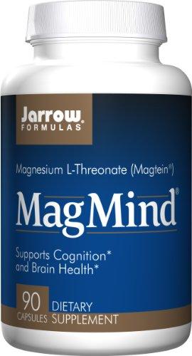 Jarrow Formulas MagMind Magnesium L Threonate