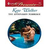The Antonakos Marriage (Greek Tycoons Book 0)