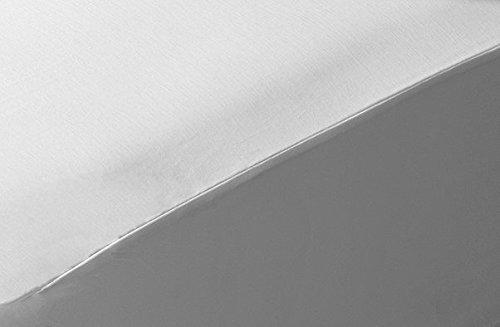 Pikolin Home - Sábana bajera Lyocell2 en 1, Impermeable e Híper-Transpirable. 150 x 190/200, color blanco (Todas Las Medidas): Amazon.es: Hogar