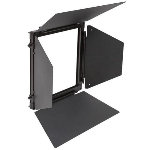 F & V BK4-1 Barndoor 4 Leaf Kit with FAF-1 Filter Adapter Frame for K4000/Z400 Light by F & V