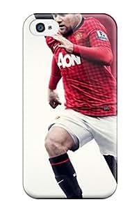 NlDGLsT127qvOCu Robert Minor Wayne Rooney Feeling Iphone 4/4s On Your Style Birthday Gift Cover Case