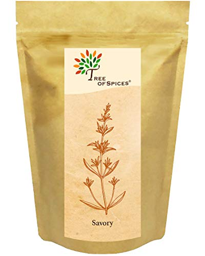 Tree of Spices - Dried Savory / Savoury - 25g (0.88oz)