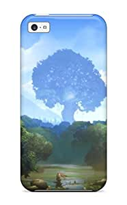 Julia Hernandez's Shop Snap-on Case Designed For Iphone 5c- Ori And The Blind Forest