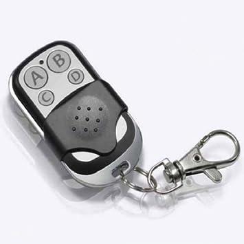key fob garage door openerNew Universal Electric Garage Door Cloning Remote Control Key Fob