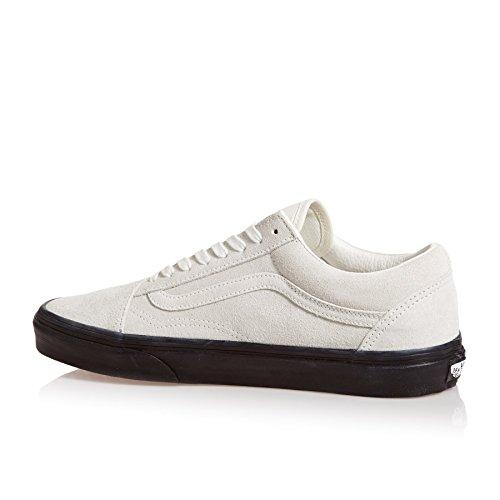 Noir Skool Running Old Chaussures Homme de Vans Blanc xq6F0PCaaw
