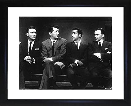 Amazon.com: Rat Pack Framed Photo by Picture Favourites: Prints ...