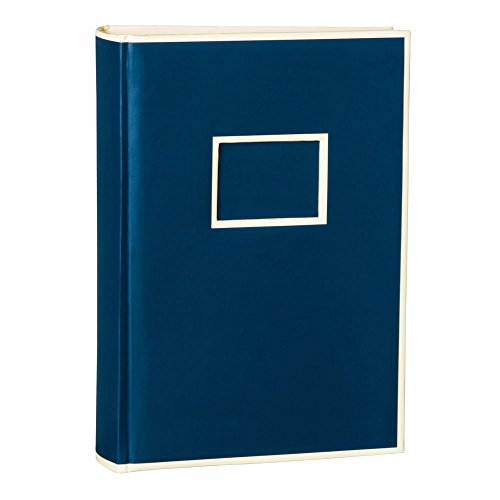 Semikolon 300 Pocket Bound Photo Album, Marine Blue (04103)