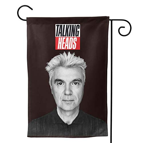 - LIKUNMIN Talking Heads Seasonal Garden Flags 27