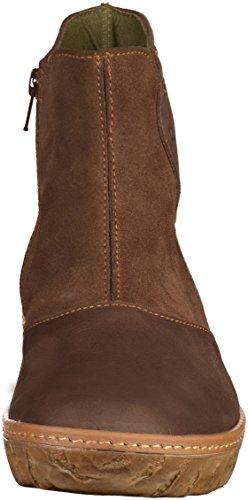 Mujer Para Naturalista brown Marrón Botines 000 El N5132 pvwxqB68